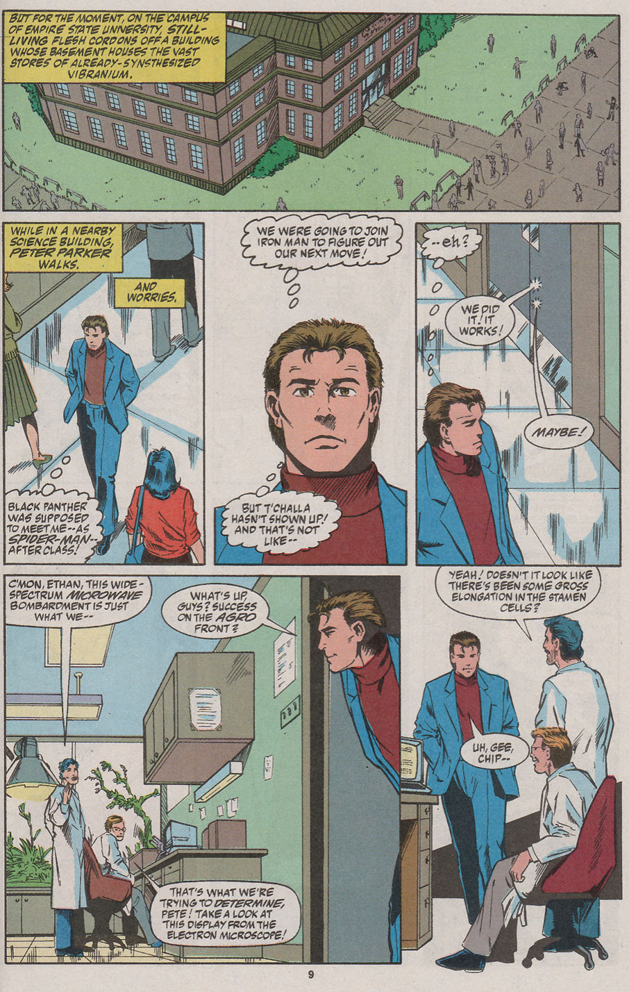 Web of Spider-Man (1985) _Annual 7 #7 - English 7