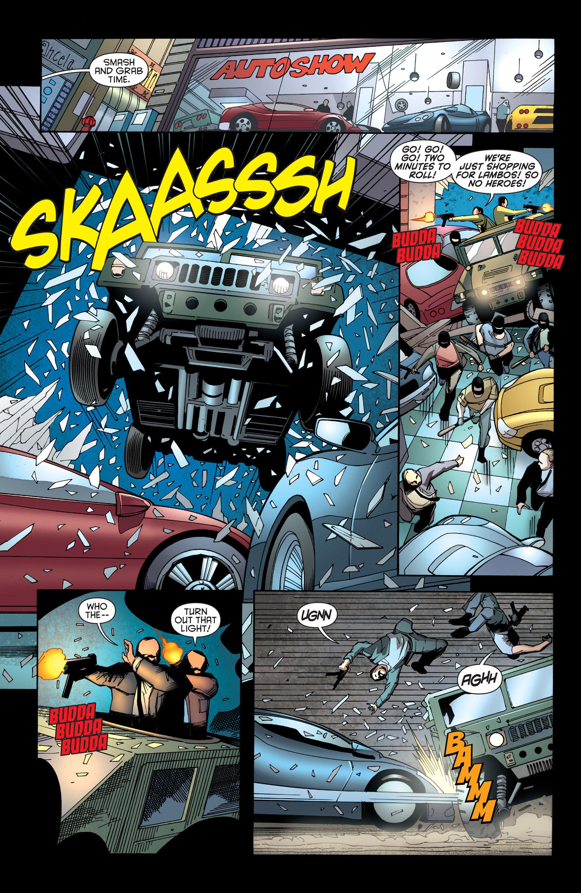 Read online Batman and Robin (2011) comic -  Issue #21 - Batman and Batgirl - 8
