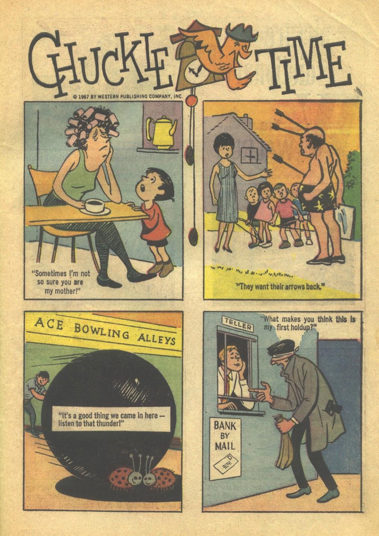 Walt Disney THE BEAGLE BOYS issue 7 - Page 33