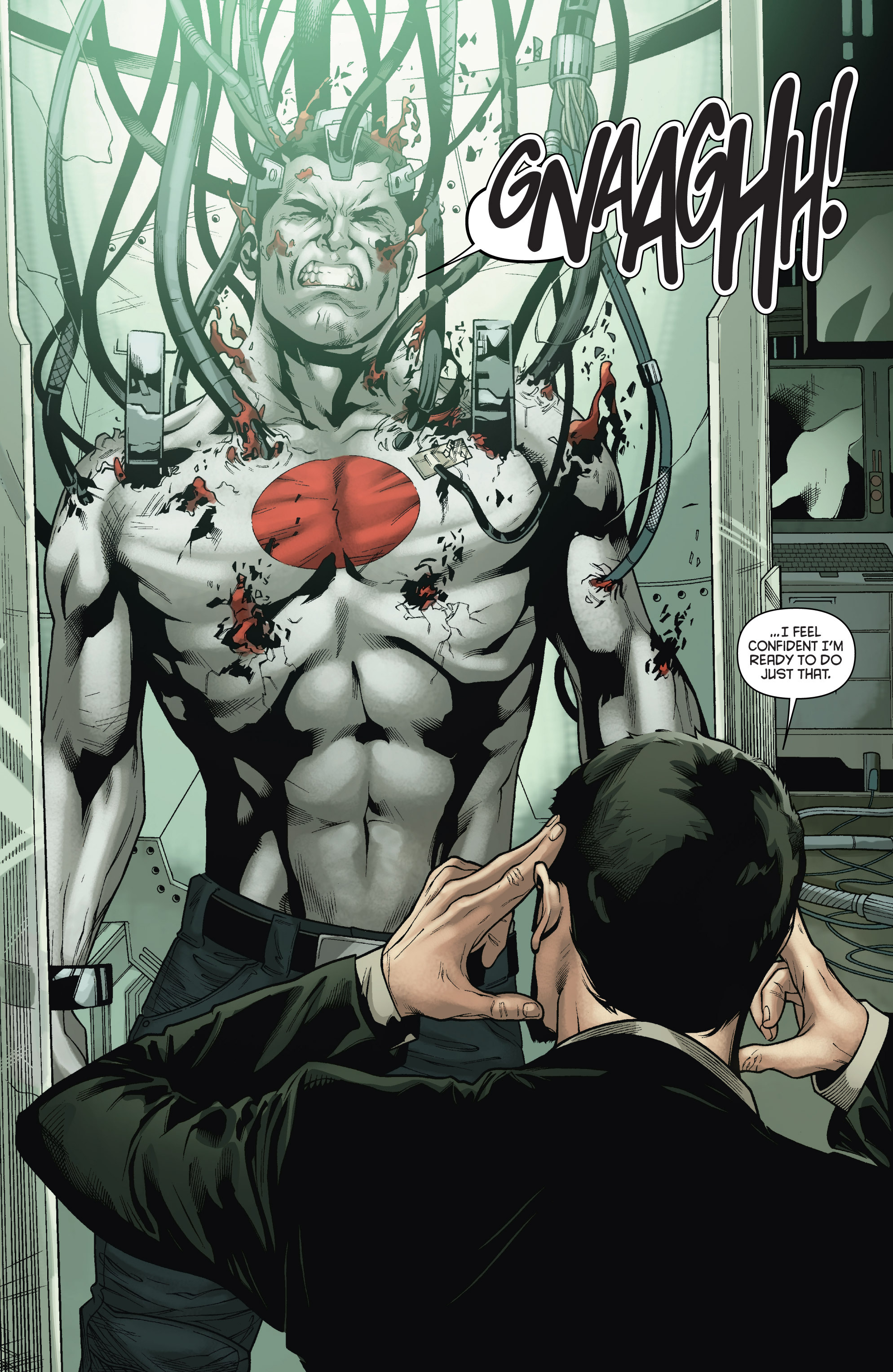 Read online Bloodshot and H.A.R.D.Corps comic -  Issue # TPB 4 - 10