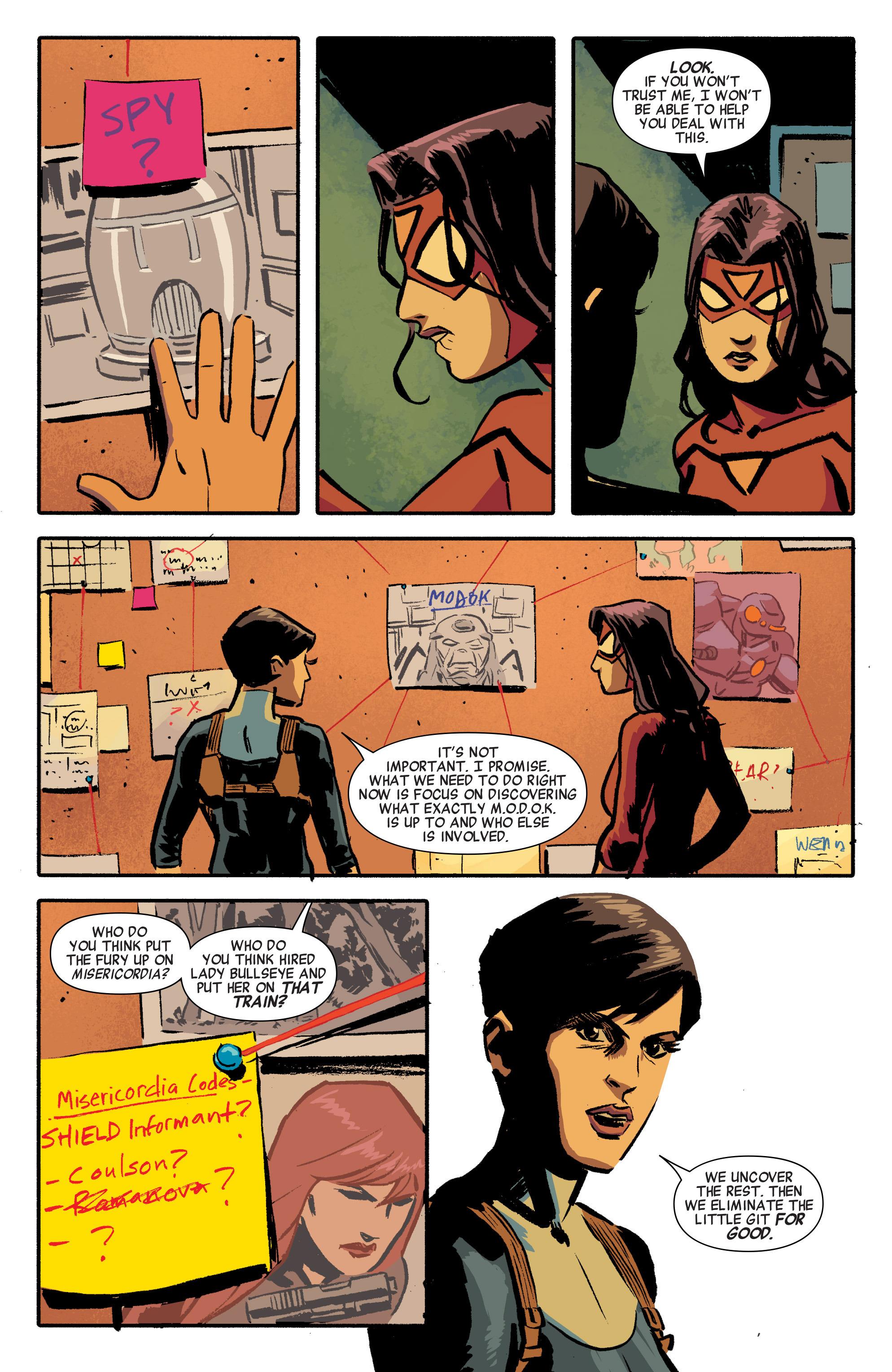 Read online Secret Avengers (2014) comic -  Issue #8 - 8