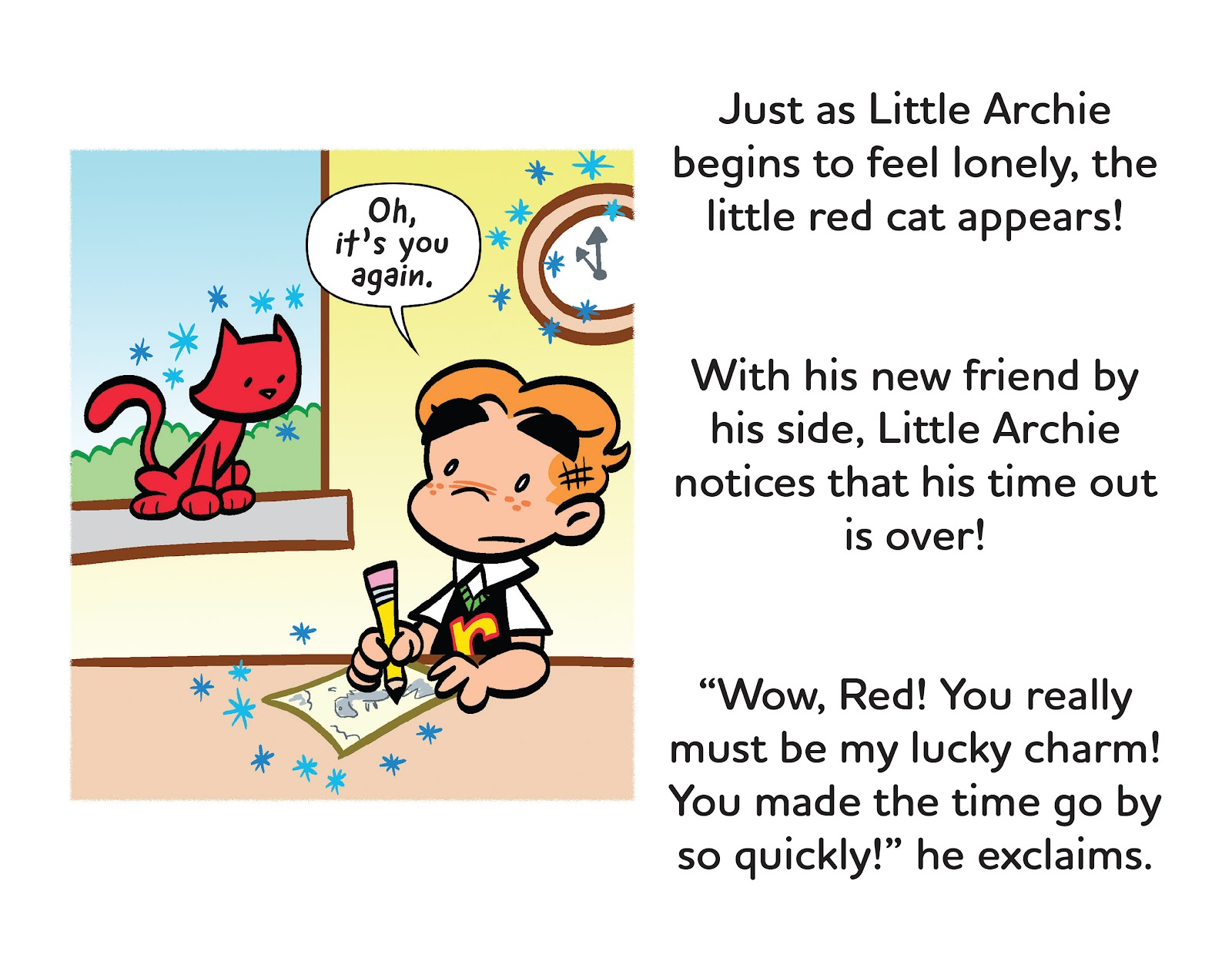 Read online Little Archie's Lucky Day comic -  Issue # Full - 17