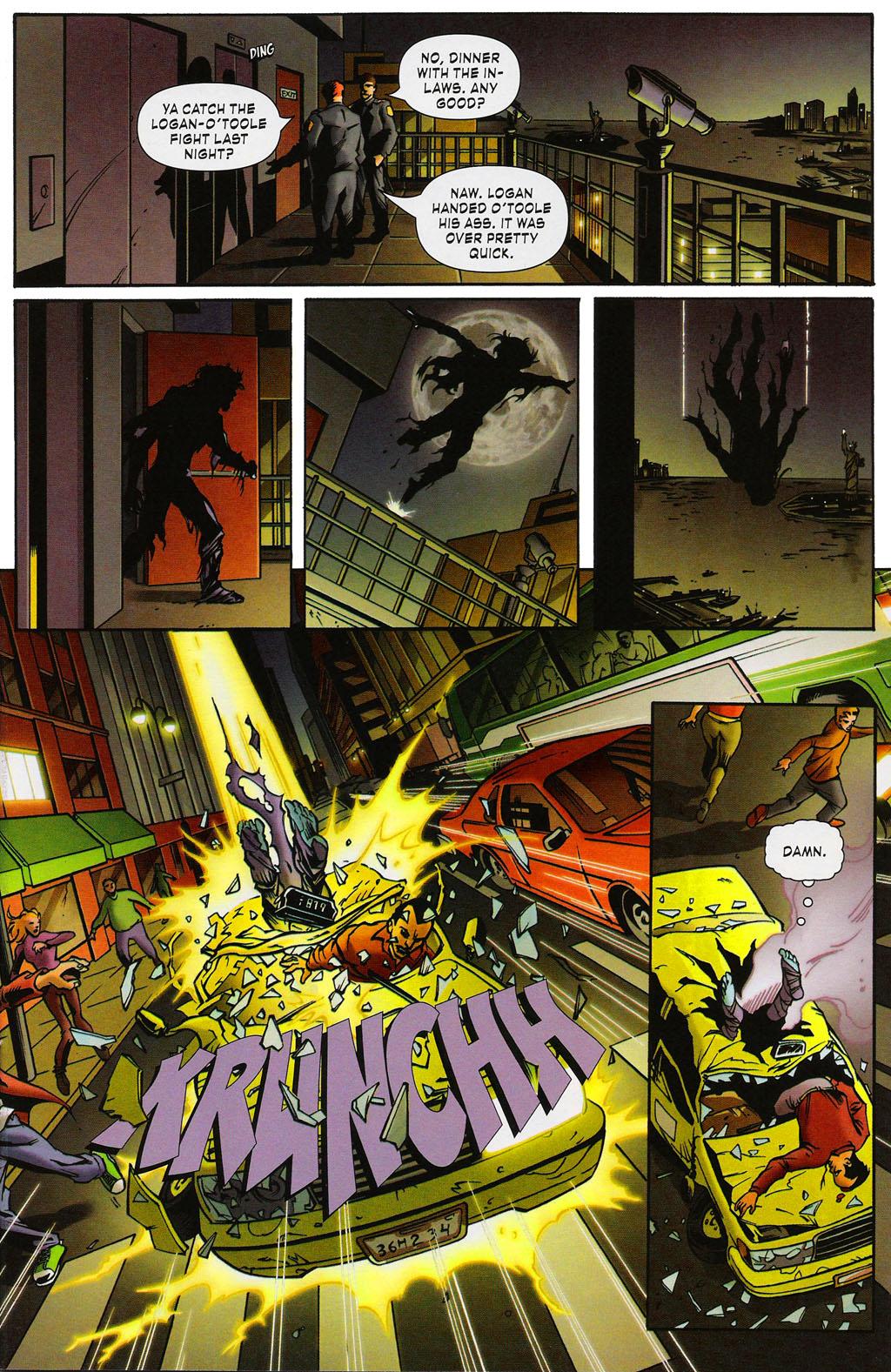 Read online ShadowHawk (2005) comic -  Issue #3 - 7