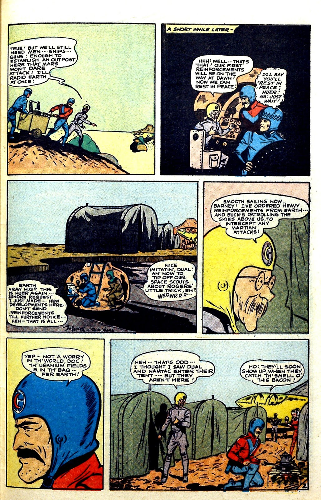 Read online Famous Funnies comic -  Issue #187 - 45