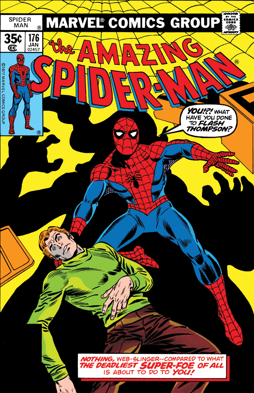 The Amazing Spider-Man (1963) 176 Page 1