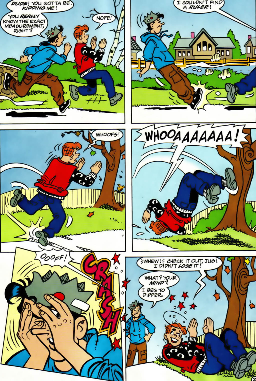 Read online Archie (1960) comic -  Issue #561 - 20
