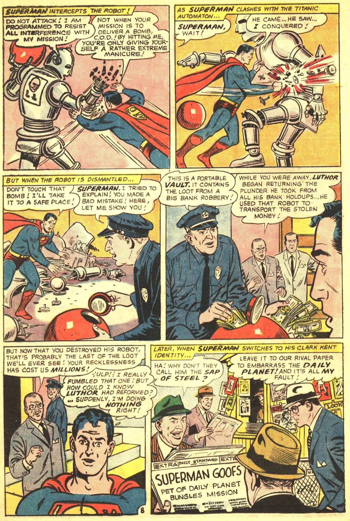 Read online Action Comics (1938) comic -  Issue #333 - 12