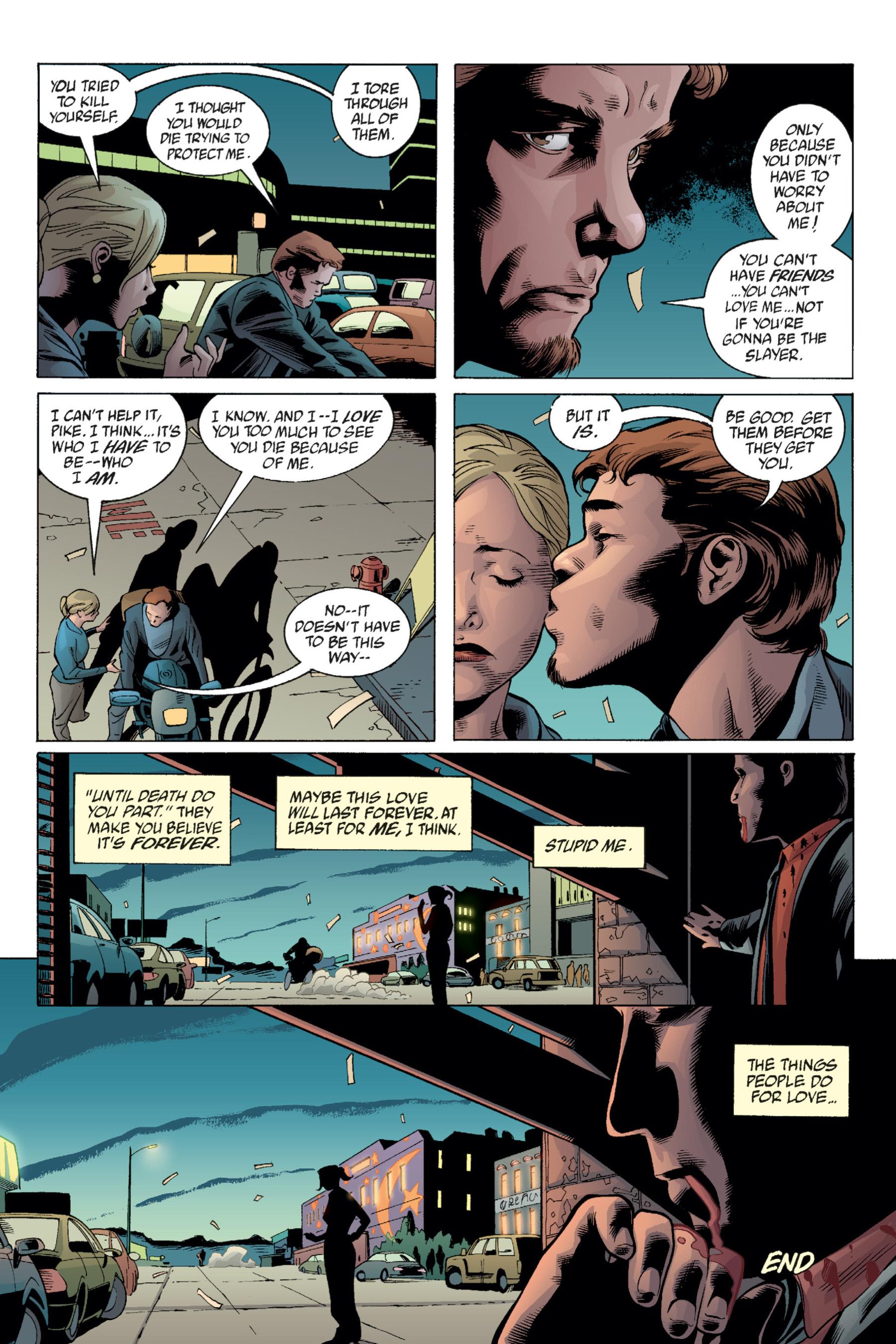 Read online Buffy the Vampire Slayer: Omnibus comic -  Issue # TPB 1 - 190