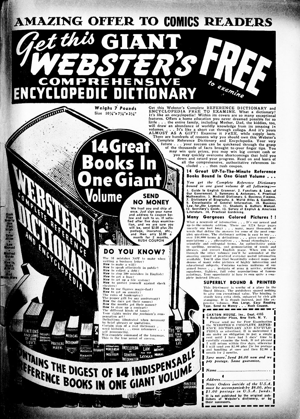 Read online Sensation (Mystery) Comics comic -  Issue #17 - 67