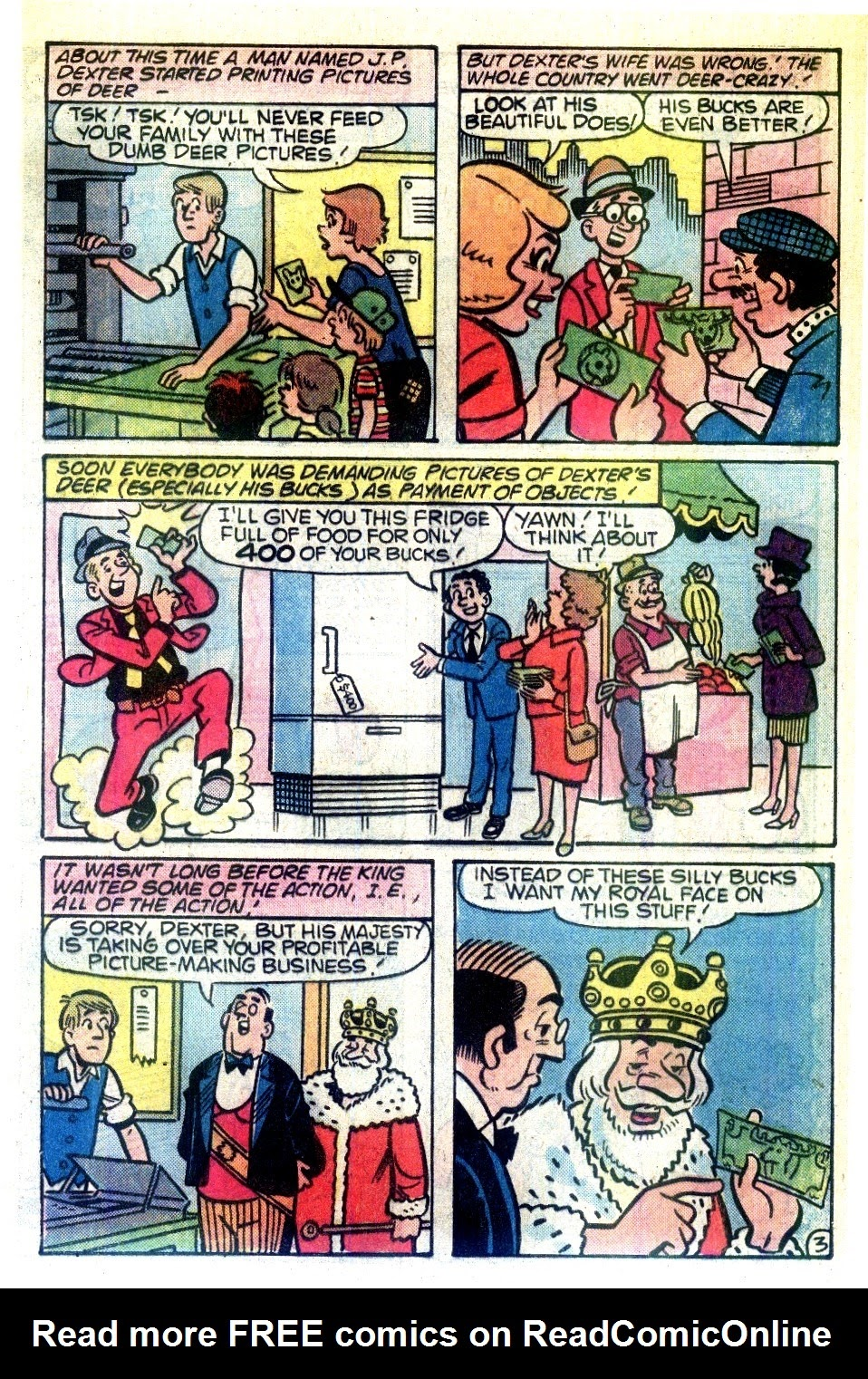 Read online Madhouse Comics comic -  Issue #127 - 5