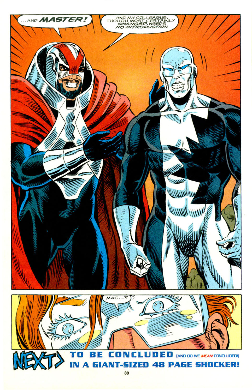 Read online Alpha Flight (1983) comic -  Issue #129 - 23