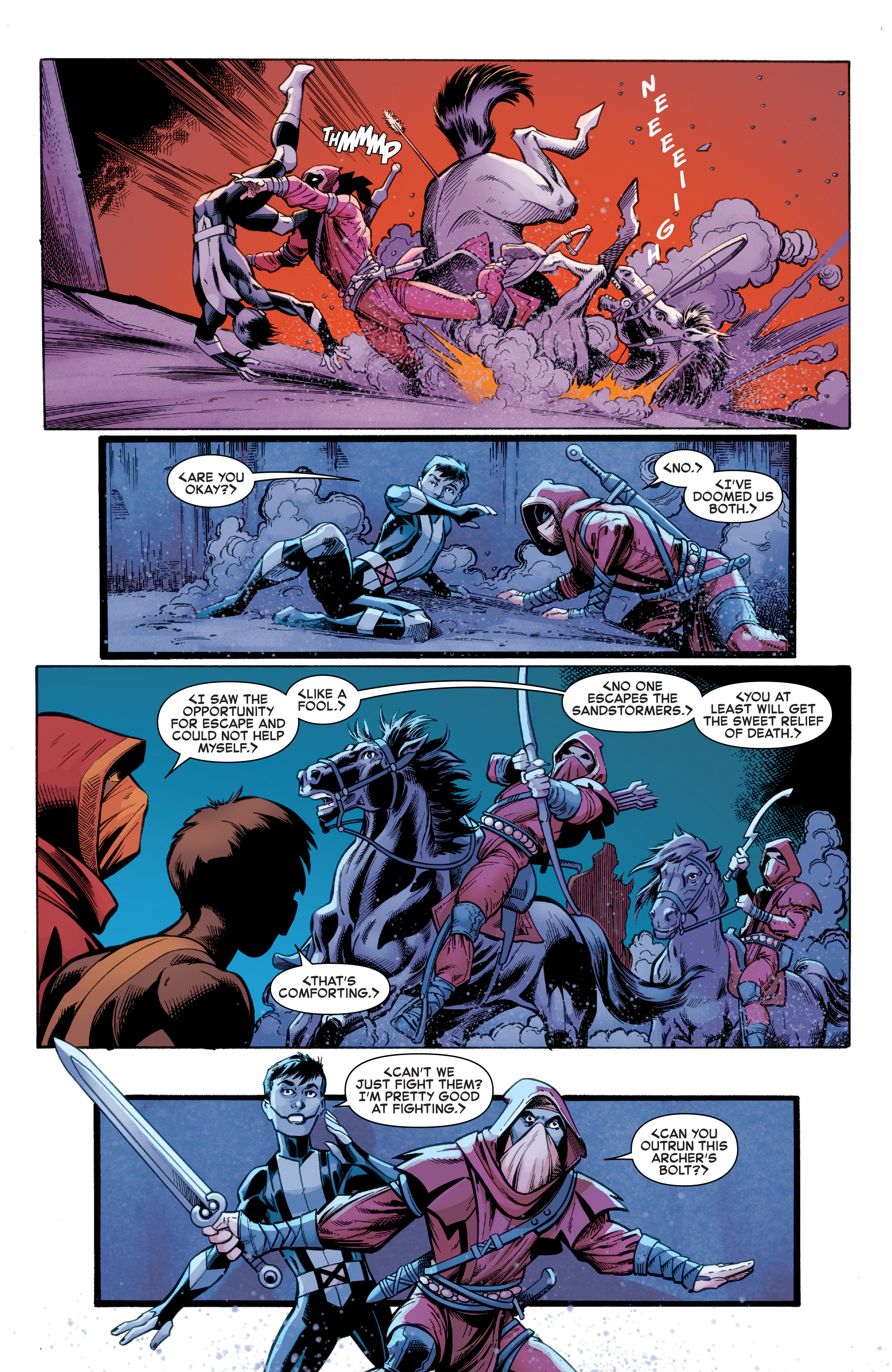 Read online All-New X-Men (2016) comic -  Issue #9 - 27