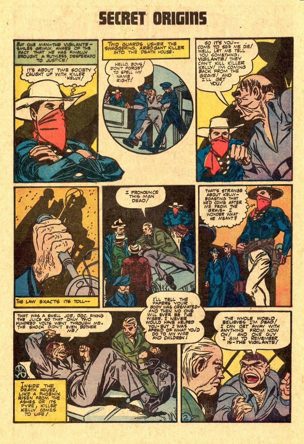 Read online Secret Origins (1973) comic -  Issue #4 - 4