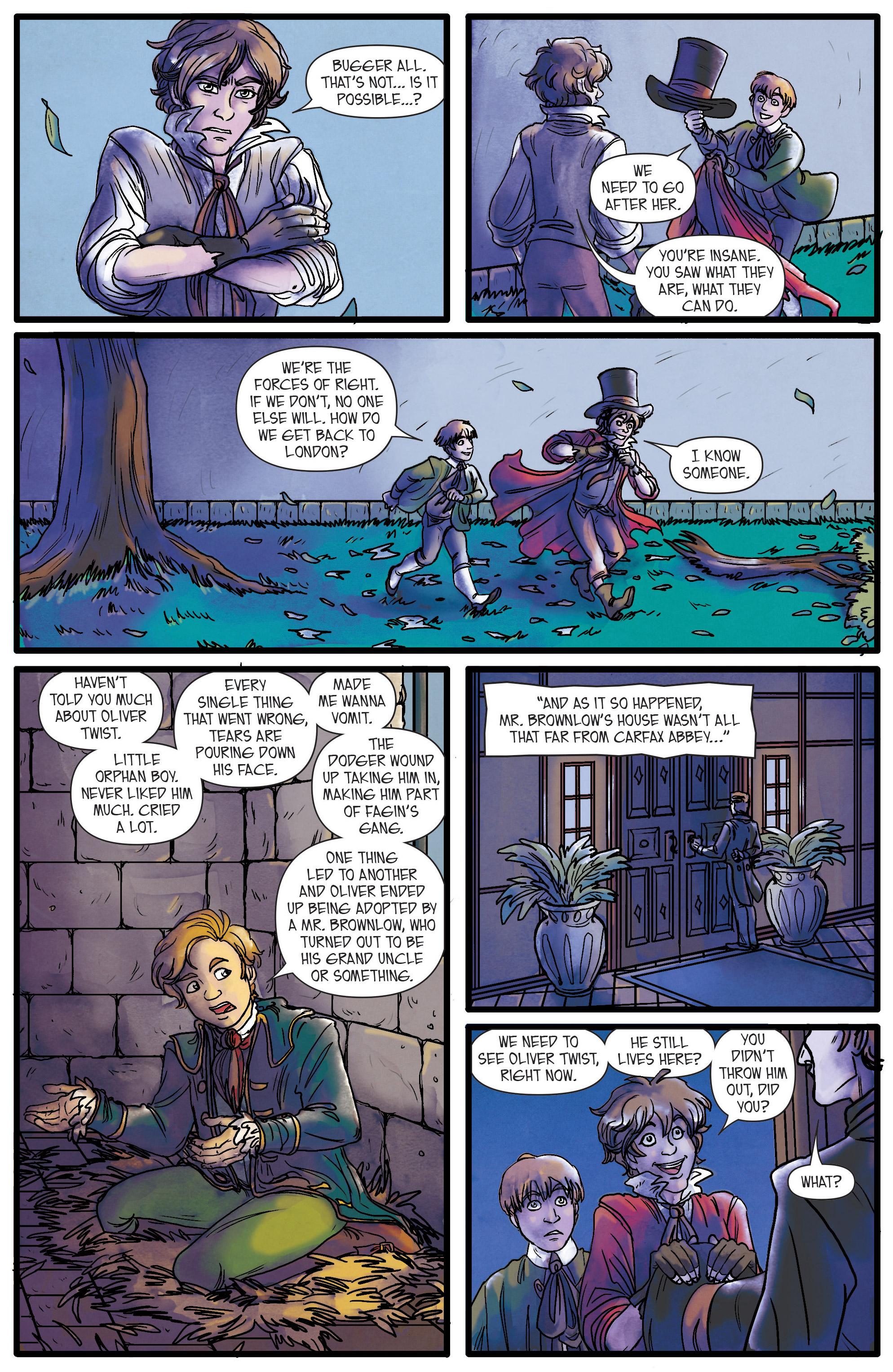 Read online Artful comic -  Issue #3 - 9