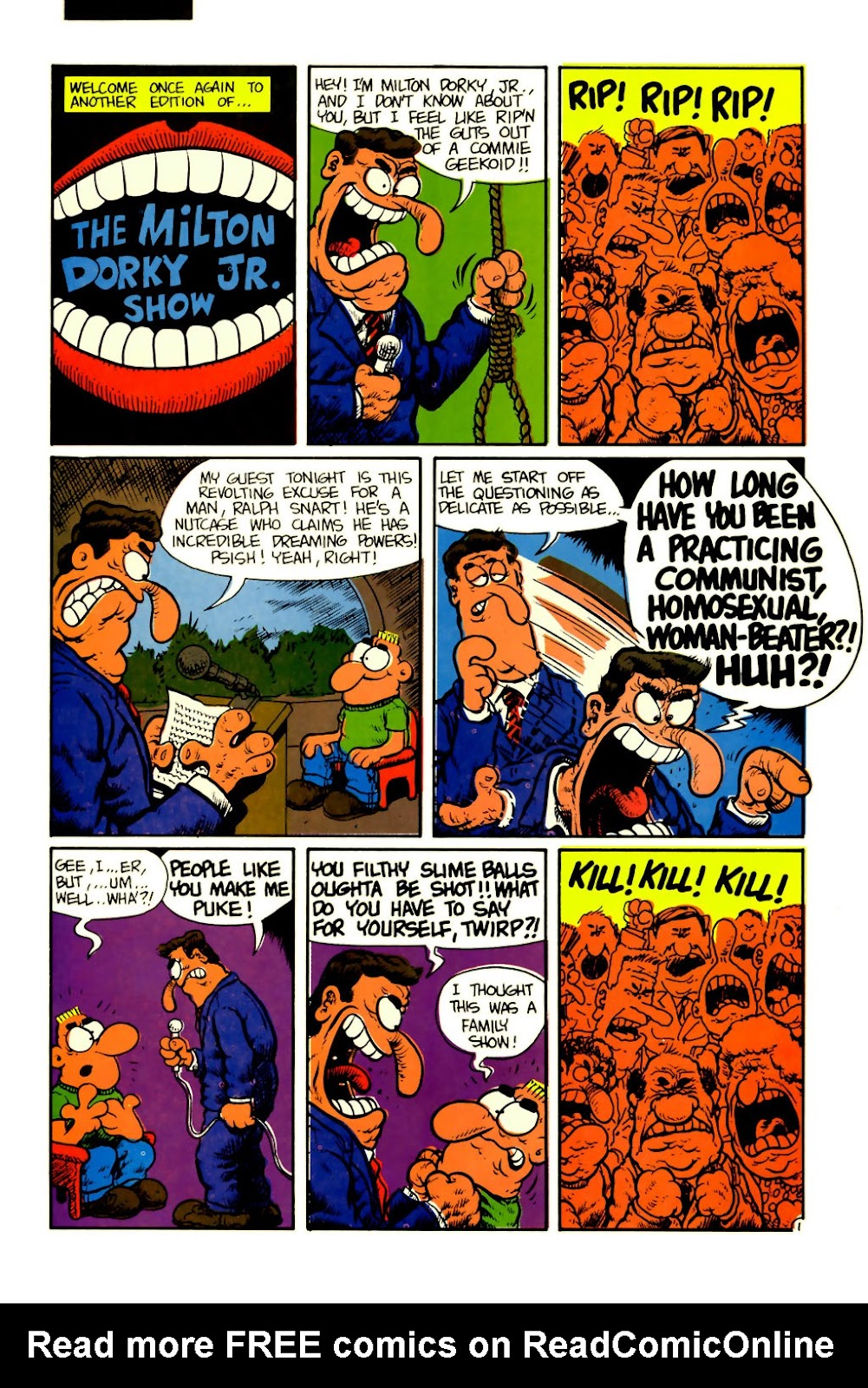 Ralph Snart Adventures (1988) issue 4 - Page 28