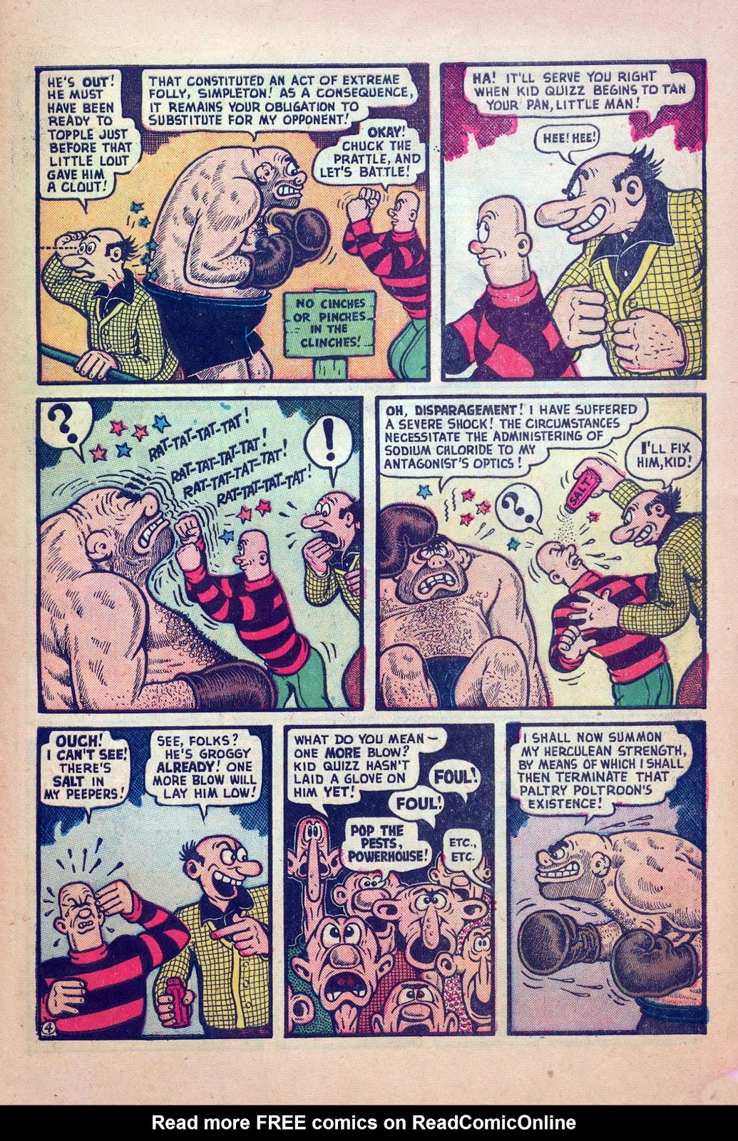 Read online Joker Comics comic -  Issue #20 - 31