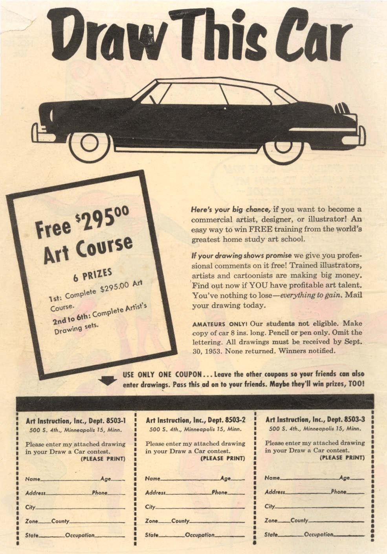 Read online Adventure Comics (1938) comic -  Issue #193 - 2