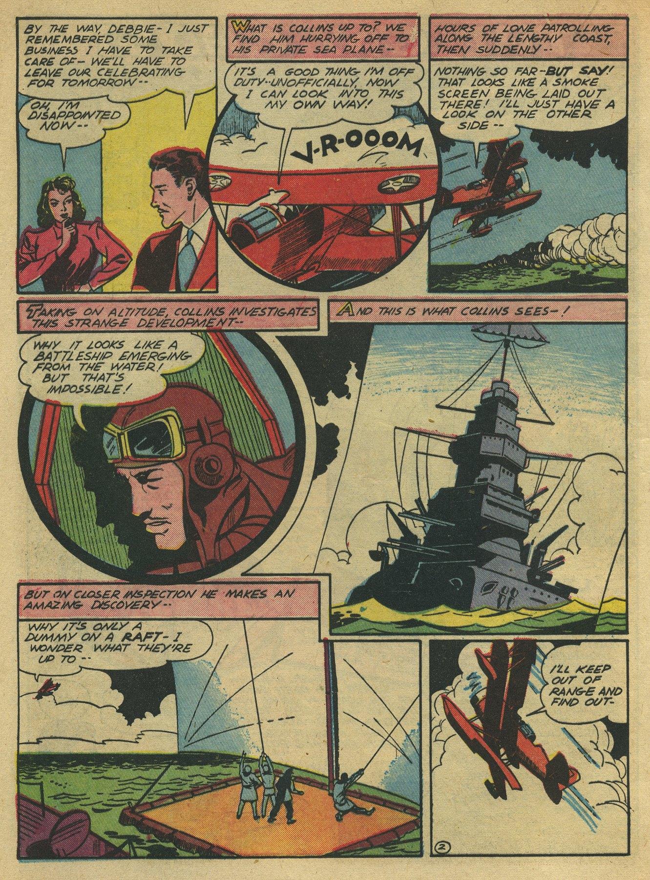 Read online Sensation (Mystery) Comics comic -  Issue #10 - 38