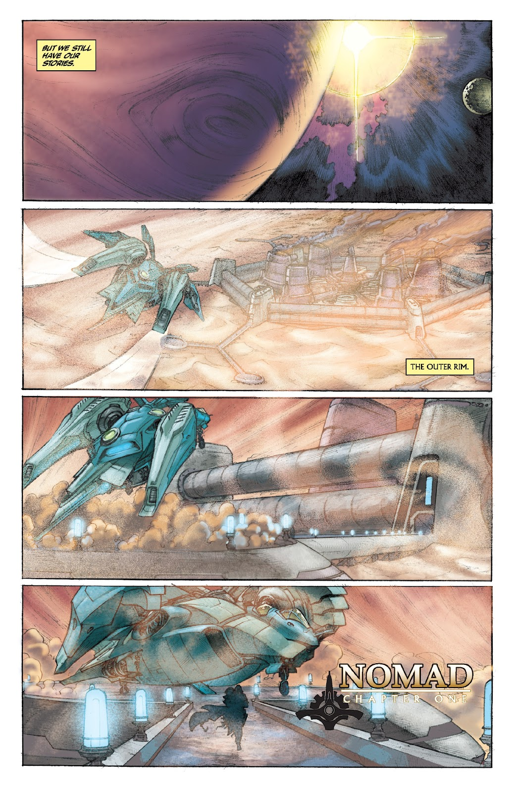 Read online Star Wars Legends Epic Collection: The Menace Revealed comic -  Issue # TPB (Part 4) - 86