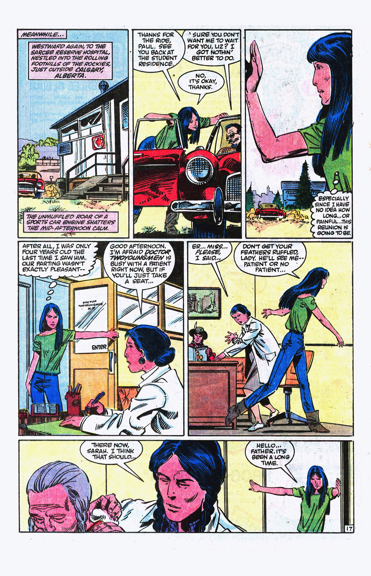 Read online Alpha Flight (1983) comic -  Issue #15 - 18
