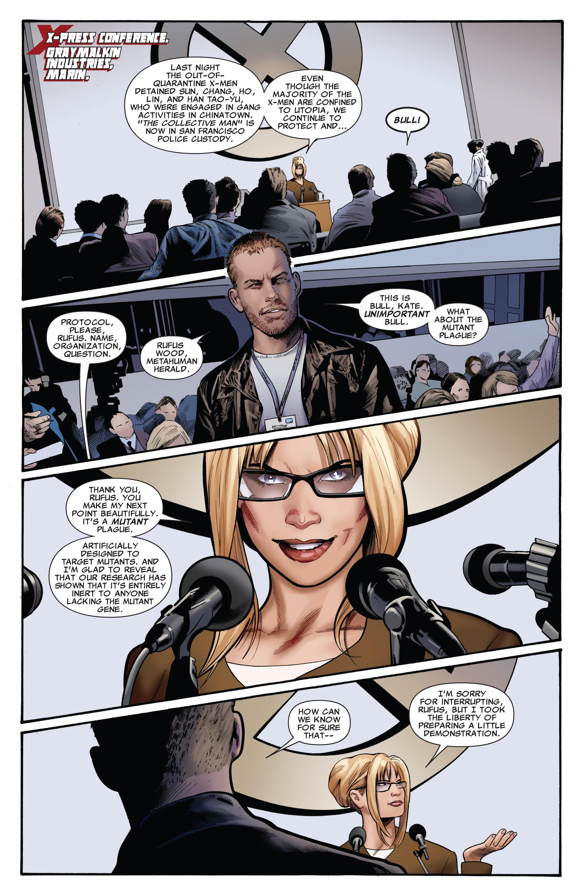 Read online Uncanny X-Men (1963) comic -  Issue #532 - 15
