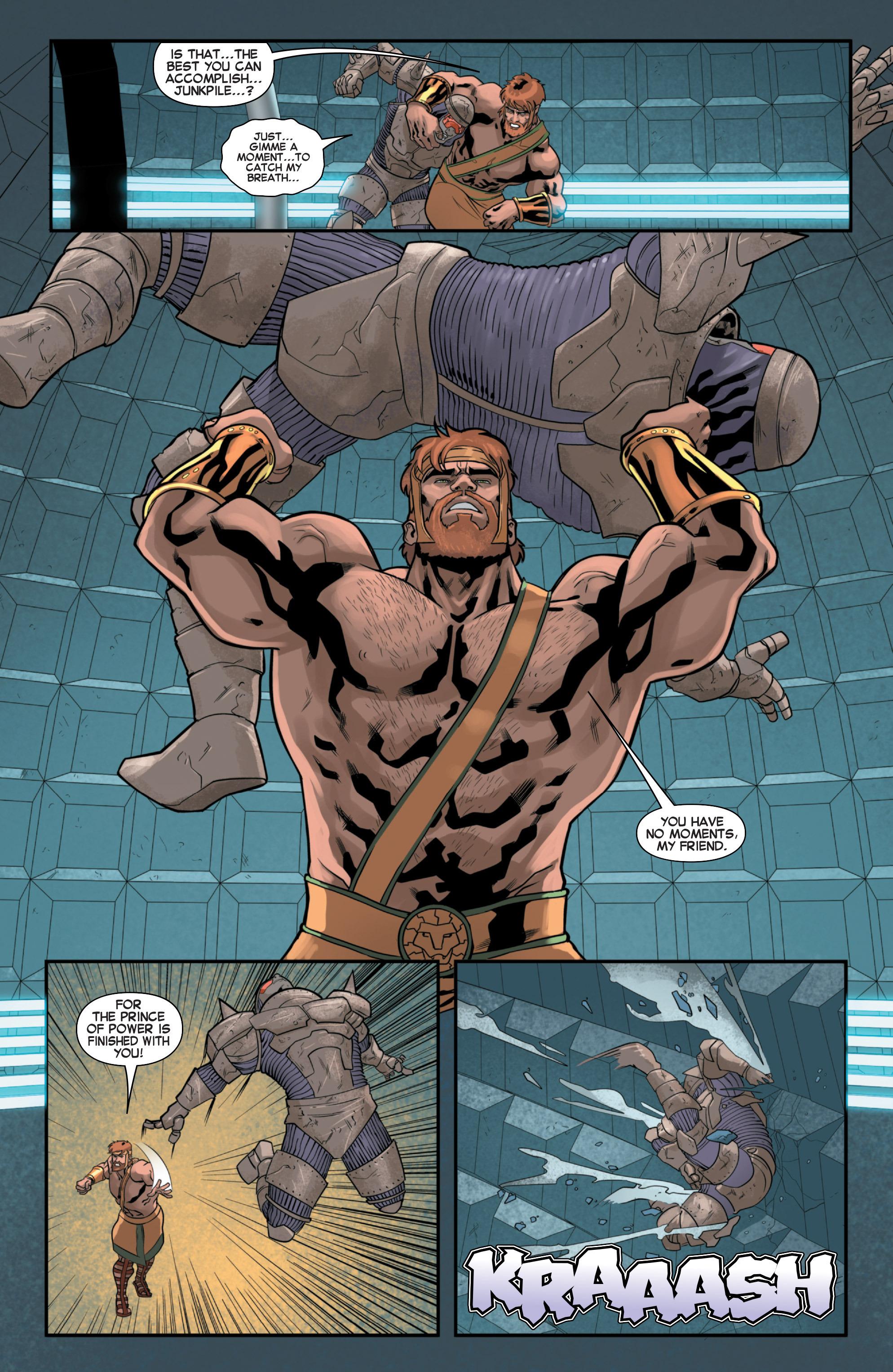 Read online Secret Wars 2099 comic -  Issue #2 - 13