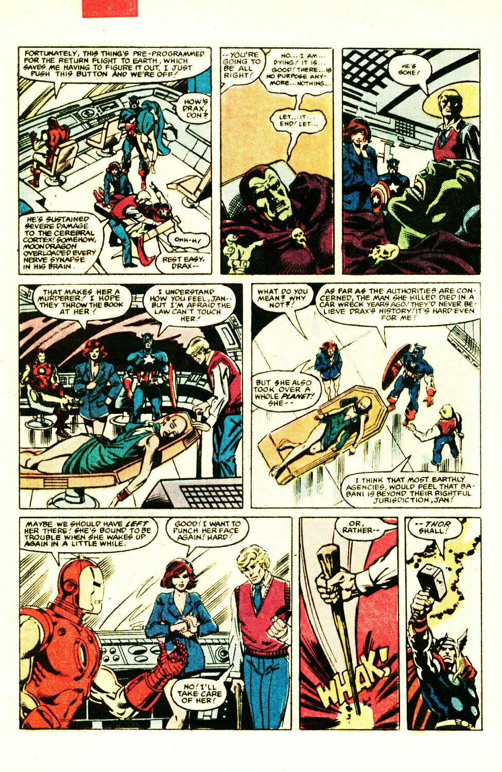 The Avengers (1963) 220 Page 21