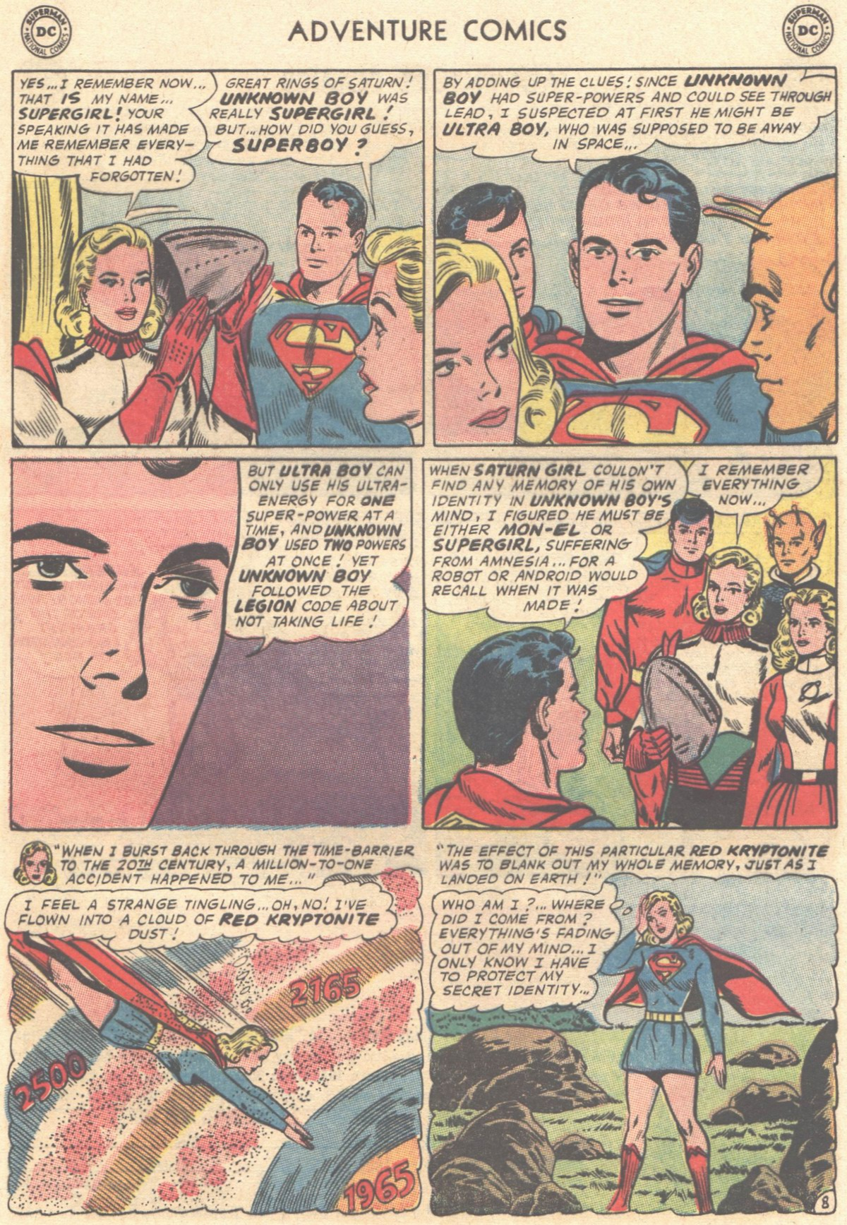 Read online Adventure Comics (1938) comic -  Issue #334 - 21