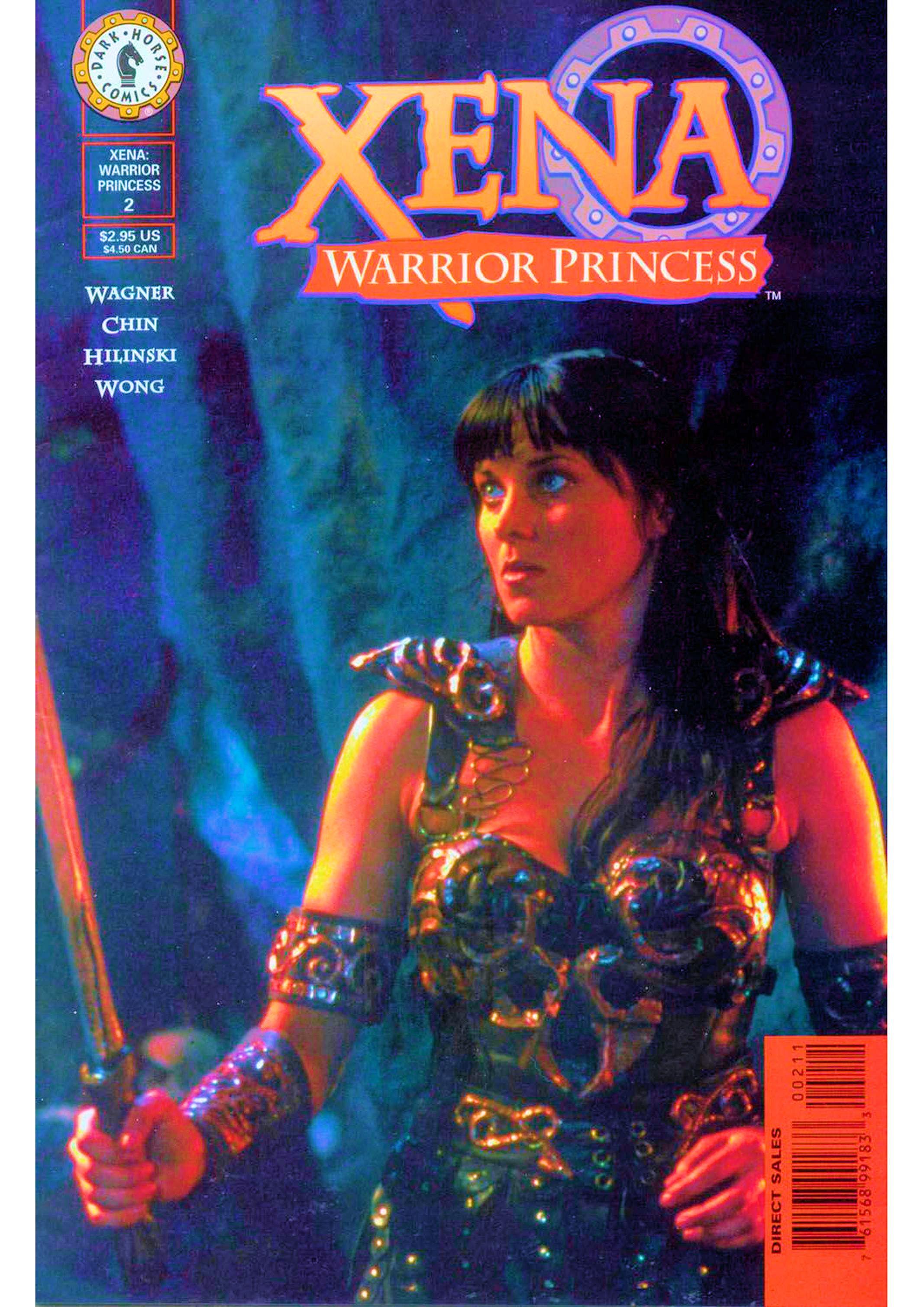 Read online Xena: Warrior Princess (1999) comic -  Issue #2 - 3