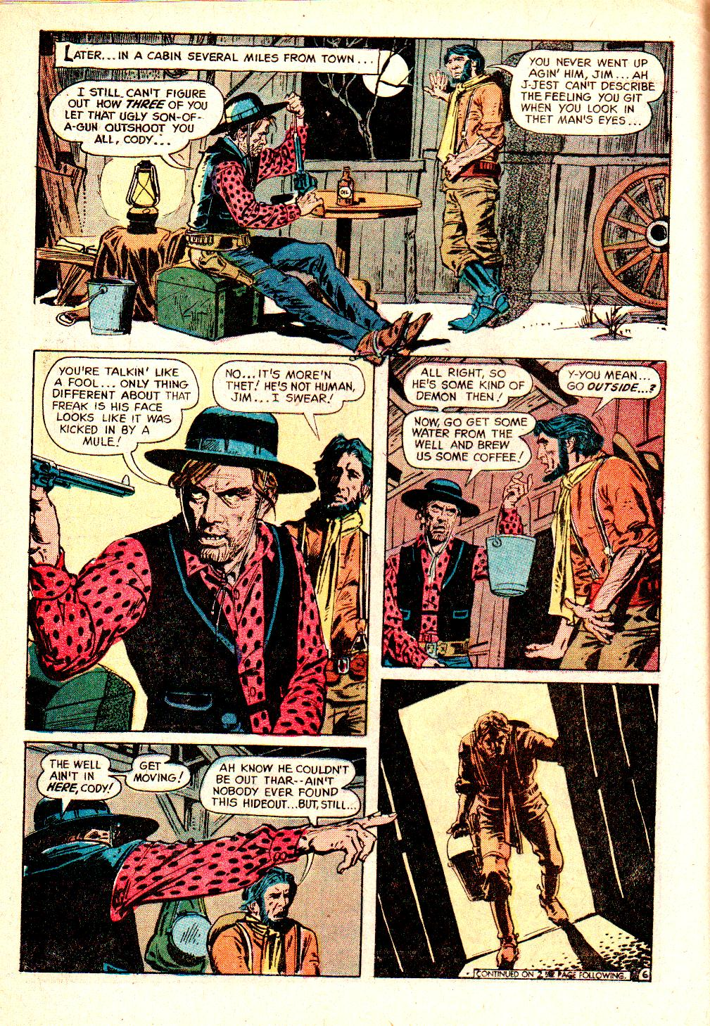 Read online All-Star Western (1970) comic -  Issue #10 - 8