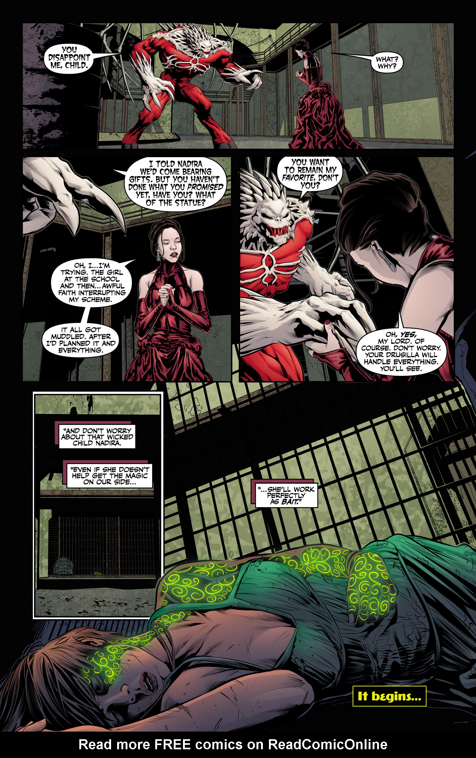 Read online Angel & Faith Season 10 comic -  Issue #20 - 24