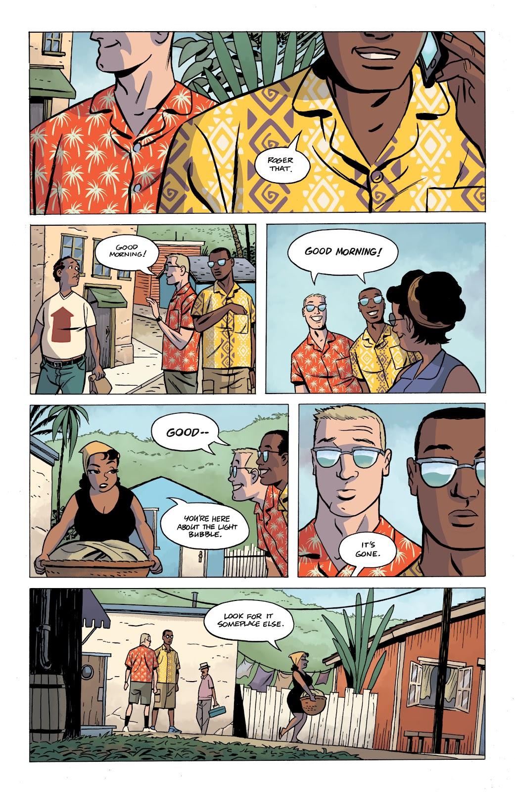 Read online The Twilight Children comic -  Issue #2 - 20