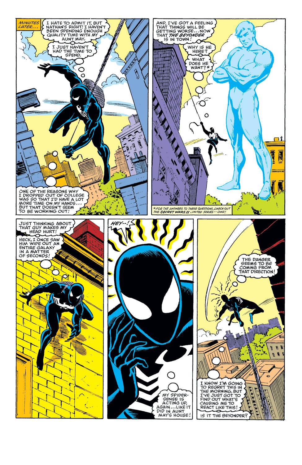 The Amazing Spider-Man (1963) 269 Page 11