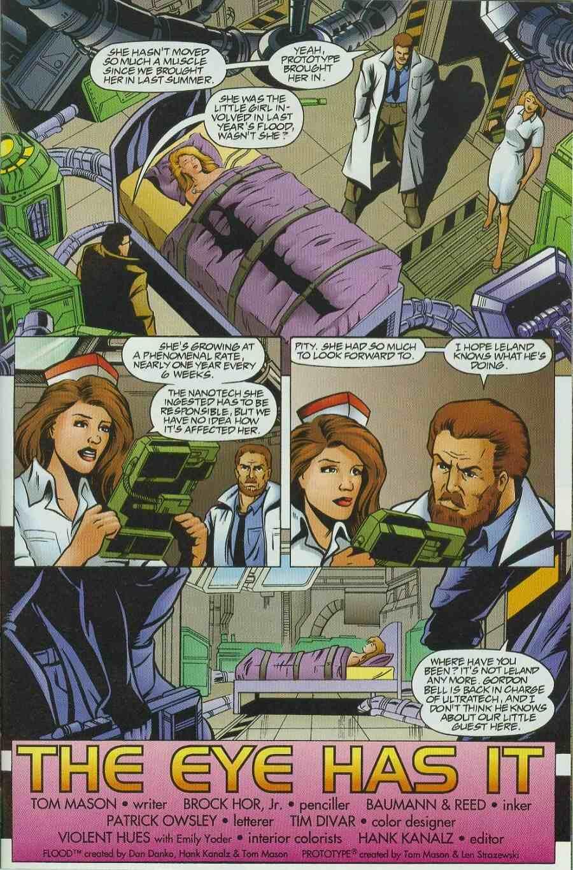 Read online Ultraverse Premiere comic -  Issue #6 - 21