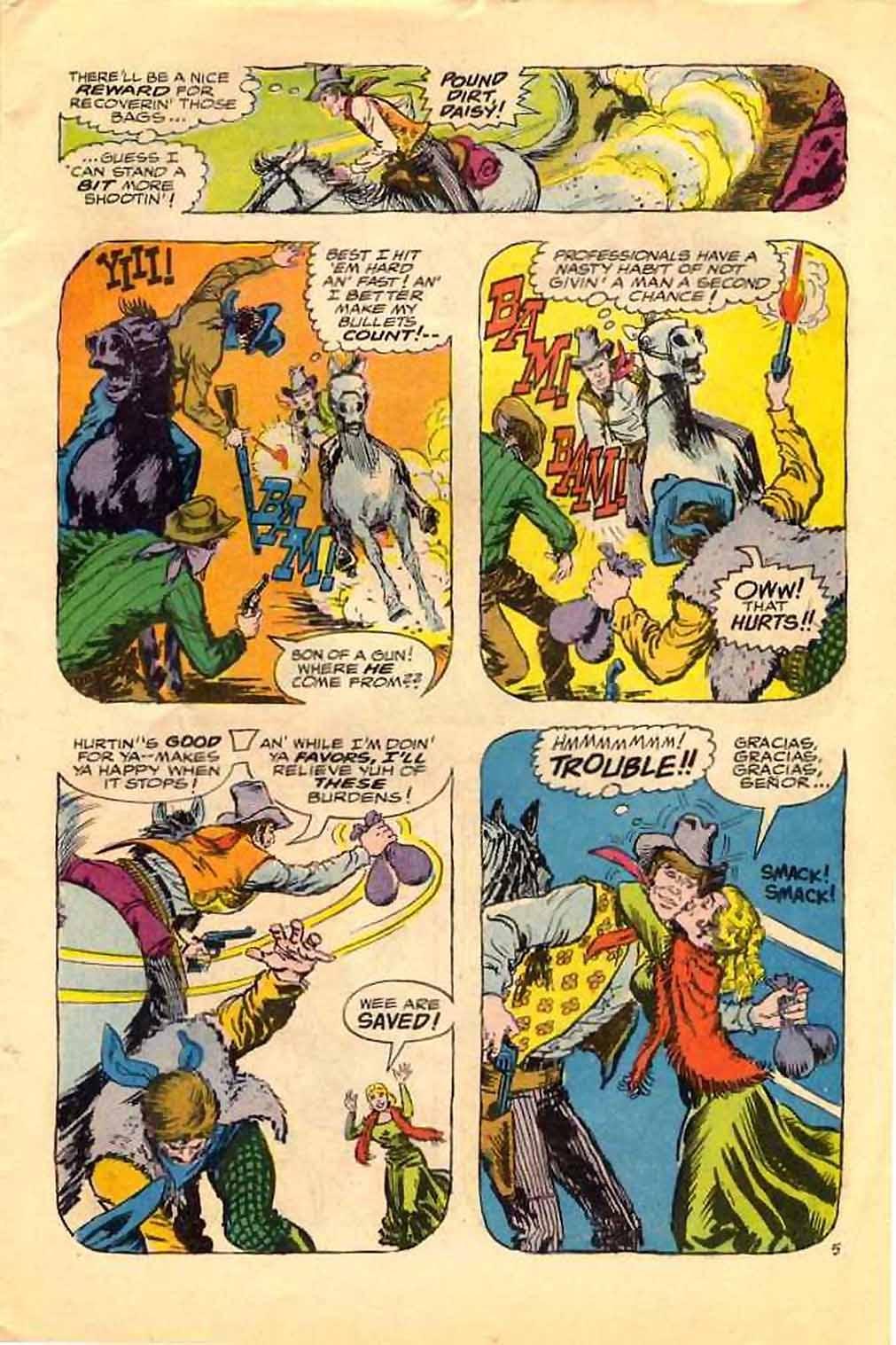 Bat Lash (1968) issue 4 - Page 7