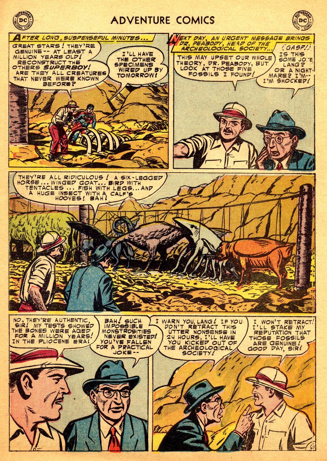 Read online Adventure Comics (1938) comic -  Issue #206 - 8