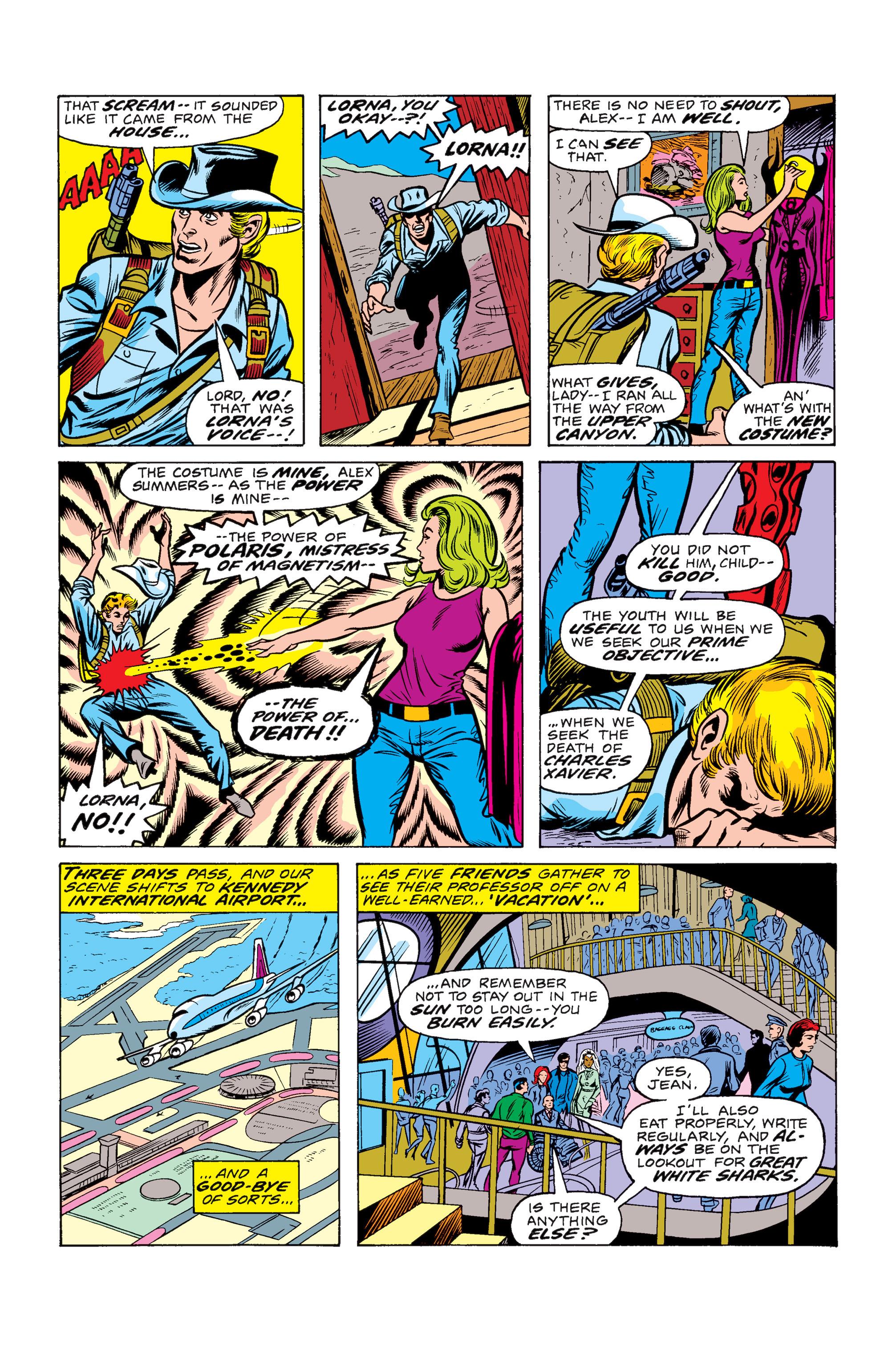 Uncanny X-Men (1963) 97 Page 5