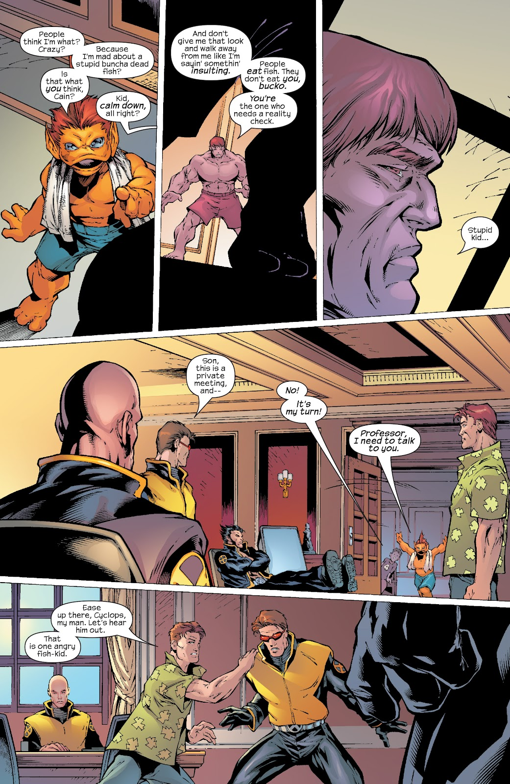 Read online X-Men: Unstoppable comic -  Issue # TPB (Part 2) - 77