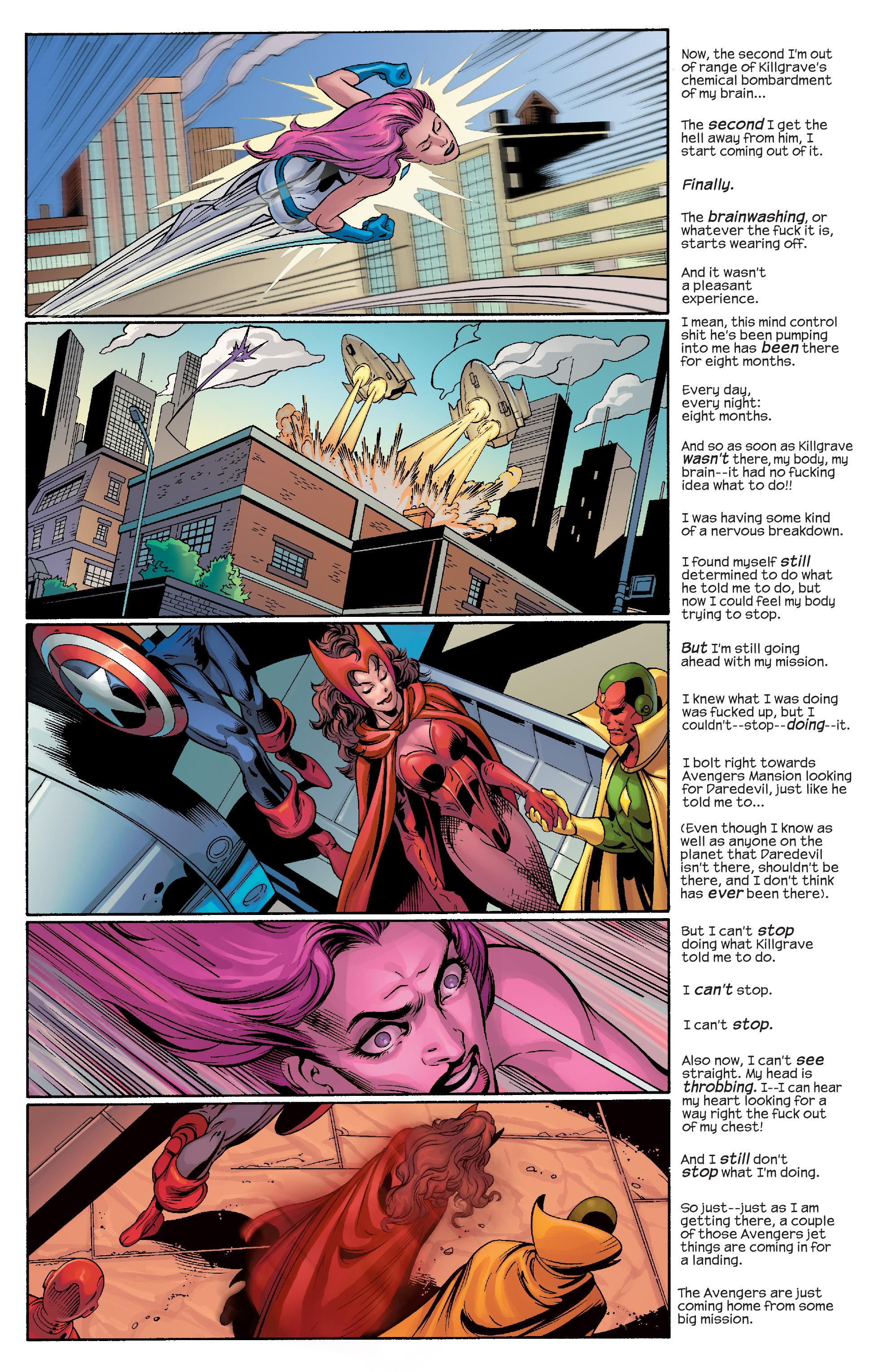 Read online Alias comic -  Issue #25 - 19