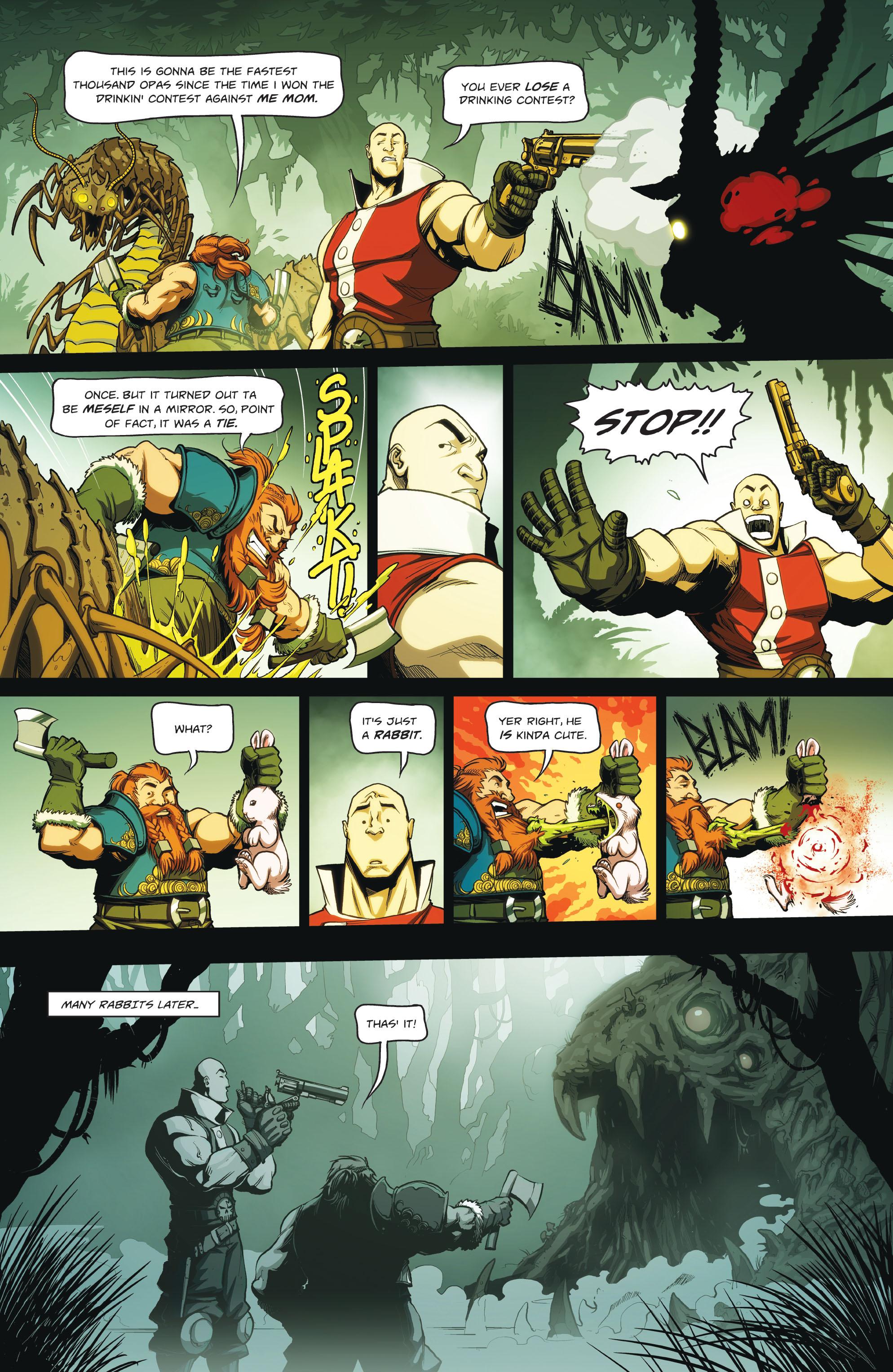 Read online Skullkickers comic -  Issue #12 - 22