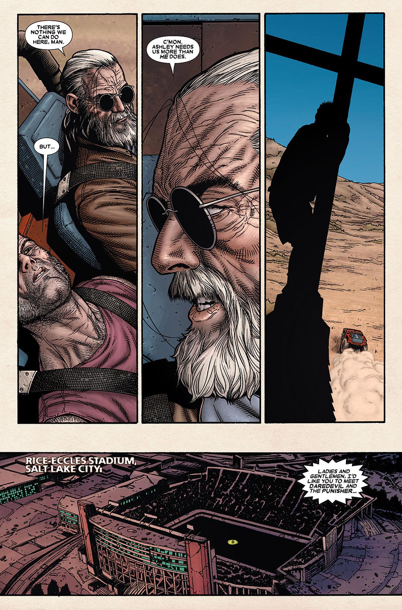 Read online Wolverine: Old Man Logan comic -  Issue # Full - 56