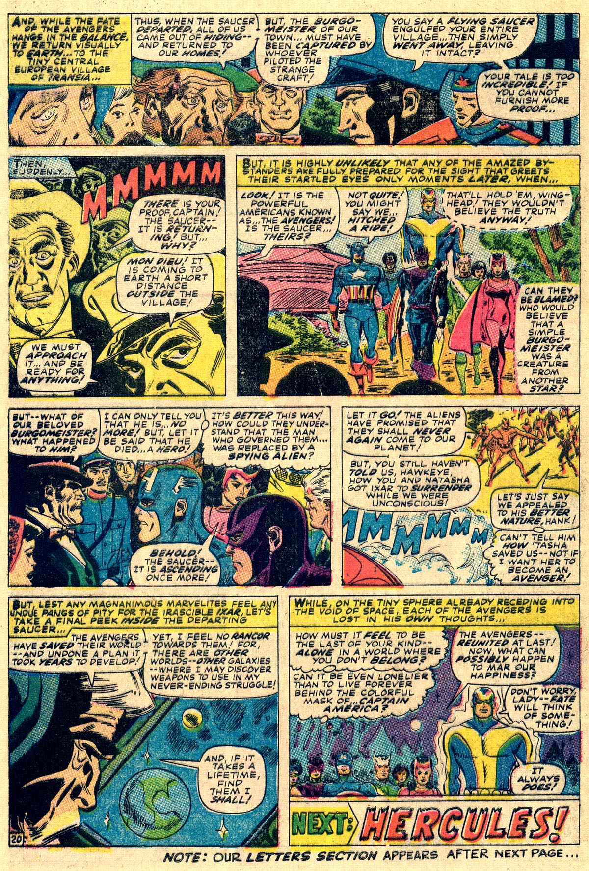 The Avengers (1963) 37 Page 27
