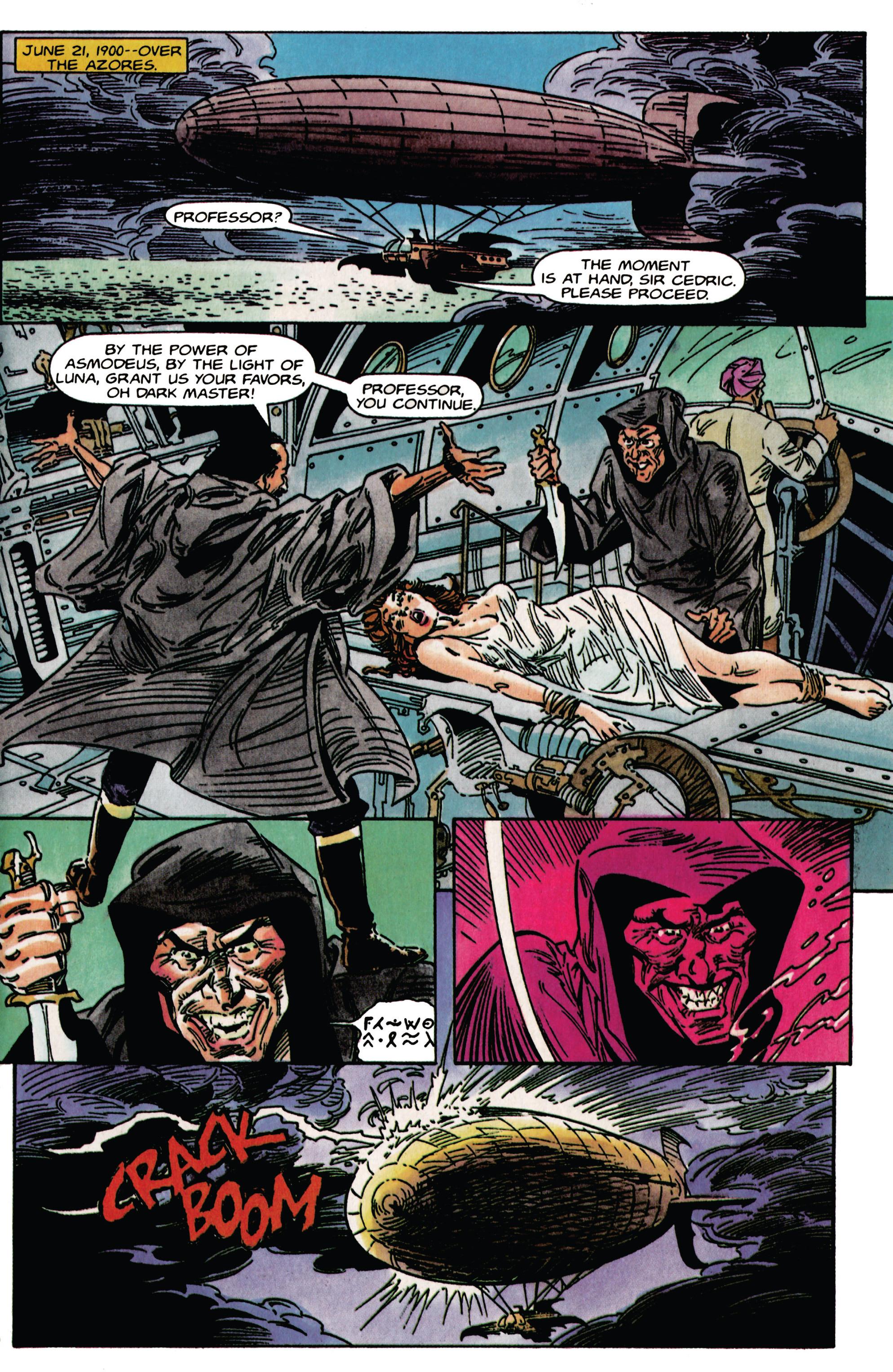 Read online Shadowman (1992) comic -  Issue # _TPB 1 - 3