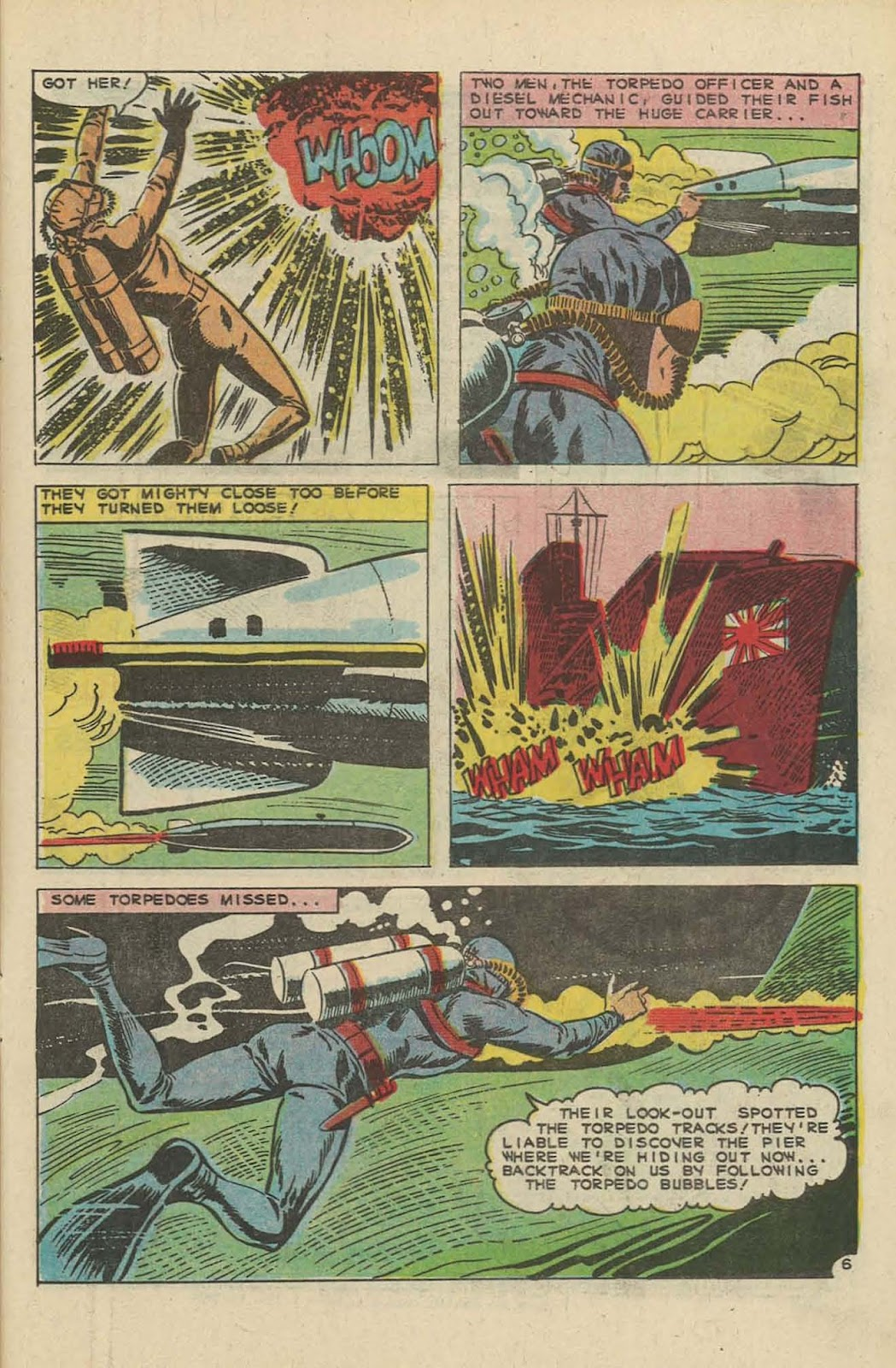 Read online Fightin' Navy comic -  Issue #131 - 29