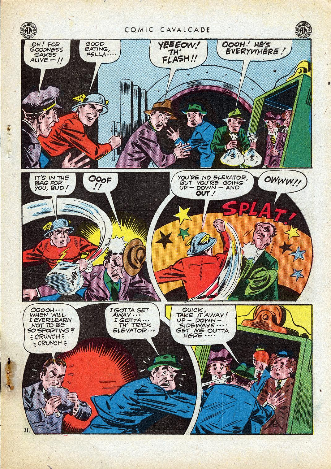 Comic Cavalcade issue 10 - Page 80