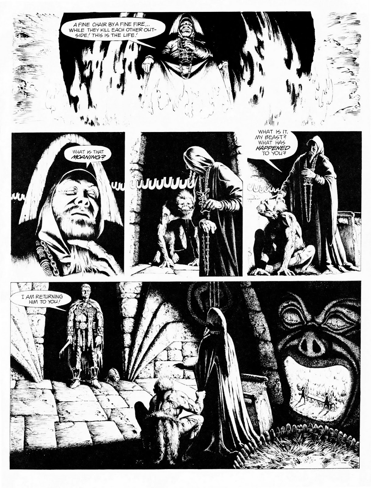 Conquering Armies issue TPB - Page 25