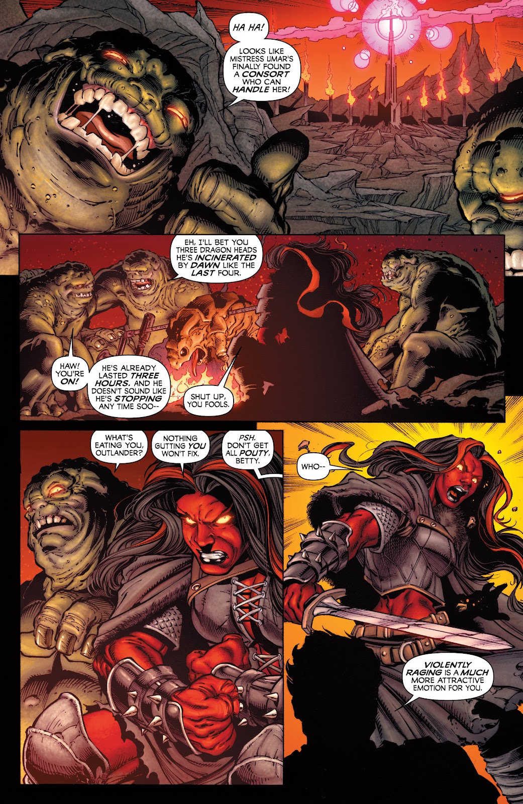 Read online Incredible Hulks (2010) comic -  Issue # _TPB Heart of the Monster - 81