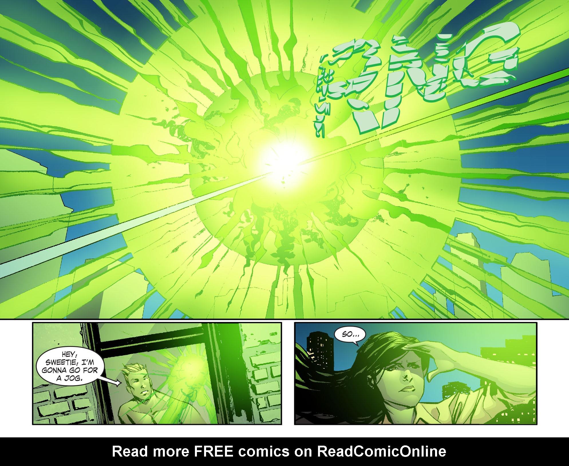 Read online Smallville: Lantern [I] comic -  Issue #2 - 15