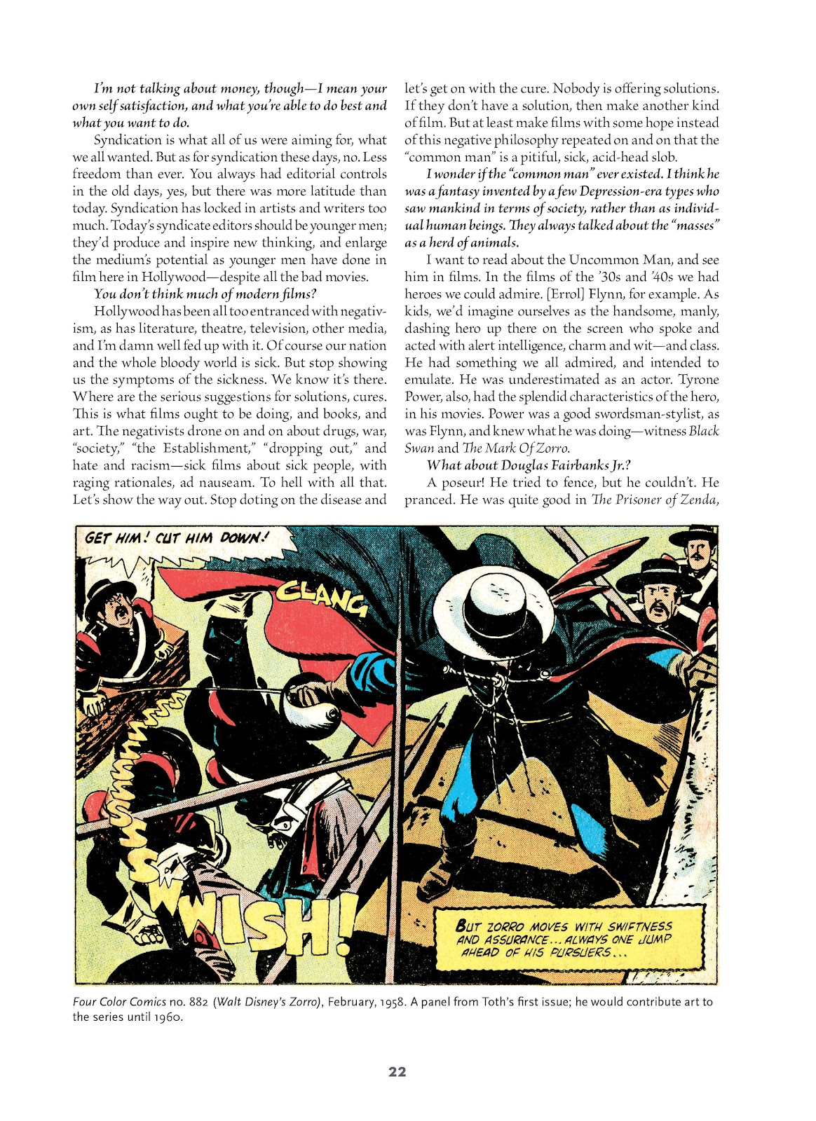 Read online Setting the Standard: Comics by Alex Toth 1952-1954 comic -  Issue # TPB (Part 1) - 21