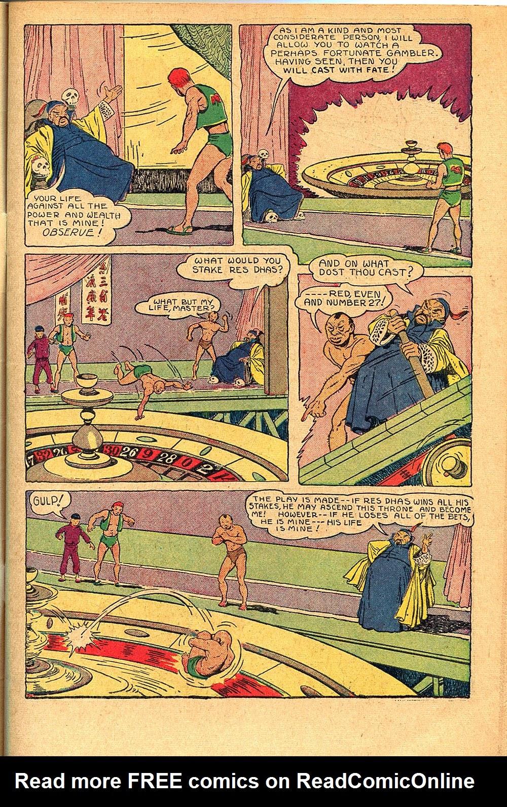 Read online Super-Magician Comics comic -  Issue #55 - 7